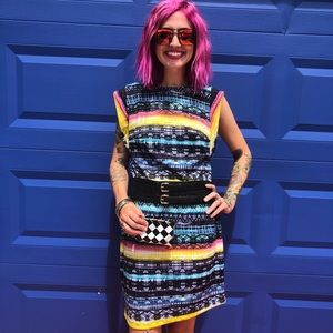 NWT Bold print dress from ROSS